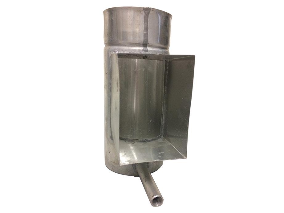Alumínium kémény béléscső